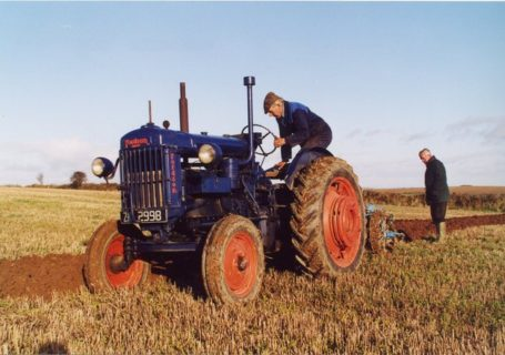 kek traktor