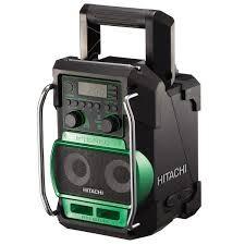 Hitachi rádió